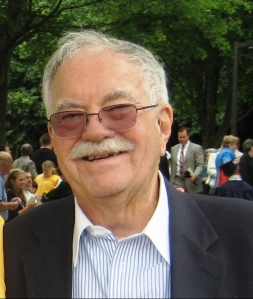 Jerry Parr in 2013